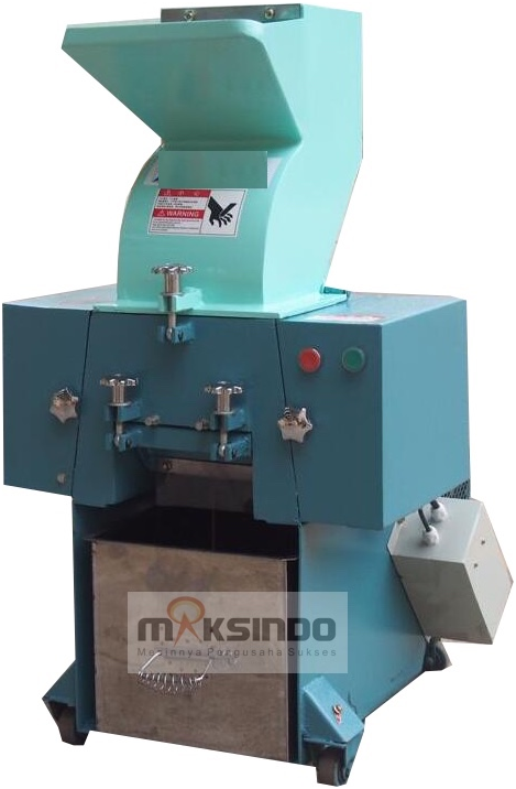 Mesin Penghancur Plastik Multifungsi - PLC180 1 tokomesin blitar
