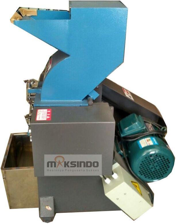 Mesin Penghancur Plastik Multifungsi - PLC180 3 tokomesin blitar
