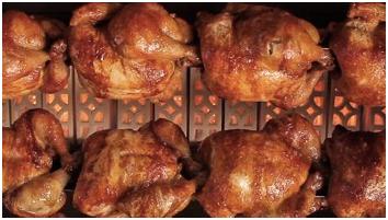 Pemanggang Ayam Gas Rotisseries HORIZONTAL 1 tokomesin blitar