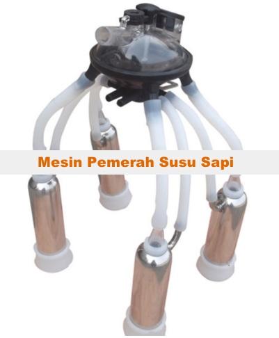 Mesin Pemerah Susu Sapi - AGR-SAP01 2 tokomesin blitar