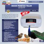 Jual Mesin Penetas Telur 32 Butir (AGR-TT32) di Blitar