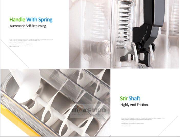 Mesin Slush (Es Salju) dan Juice - SLH01 6 tokomesin blitar