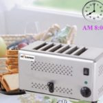 Jual Mesin Bread Toaster (Roti Bakar-D06) di Blitar