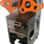 Jual Mesin Cup Sealer Full Otomatis Stainless (CPS-12A) di Blitar