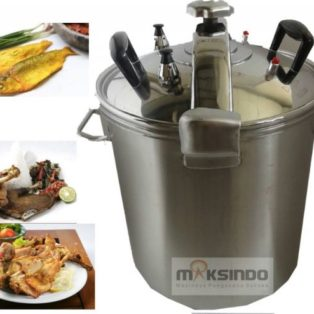 Jual Mesin Panci Presto 51 Liter Stainless (PRC50) di Blitar