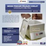 Jual Mesin Pencair Peleleh Coklat (CKL62) di Blitar