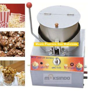 Jual Mesin Popcorn Gas (MKS-POP10) di Blitar
