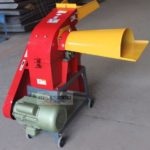 Jual Mesin Kombinasi Chopper dan Penepung Biji (HMCP20) di Blitar