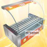 Jual Mesin Pemanggang Hotdog (MKS-HD5) di Blitar