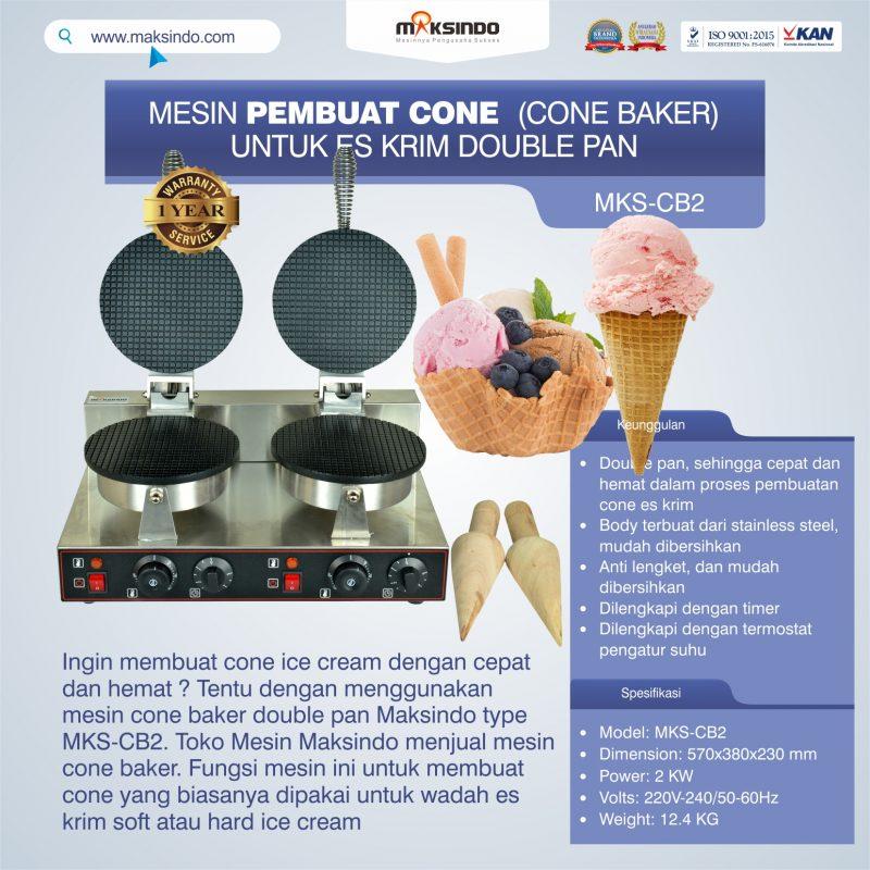 Jual Pembuat Cone Ice Cream (CB2) di Blitar