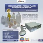 Jual Mesin Induction (Perekat Plastik Alumunium Pada Botol) di Blitar