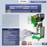 Jual Mesin Pengemas Produk Bentuk BUBUK (POWDER) GRANUL (BIJI-BIJIAN) di Blitar