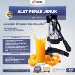 Jual Alat Pemeras Jeruk Manual (MJ1001) di Blitar