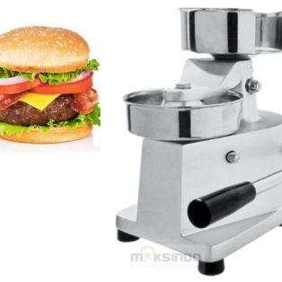 Jual Alat Pencetak Hamburger Manual (HBP15) di Blitar