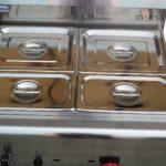 Jual Counter Top Gas Bain Marie MKS-605BM di Blitar