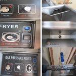 Jual Gas Pressure Fryer  MKS-MD25 di Blitar