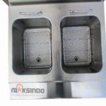 Jual Counter Top 2-Tank 2-Basket Gas Fryer di Blitar