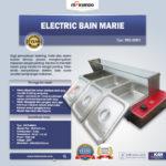 Jual Electric Bain Marie  (Penghangat Masakan) MKS-BMR3 di Blitar