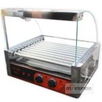 Jual Mesin Panggangan Hot Dog (Hot Dog Grill) MKS-HD10 di Blitar