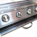 Jual Pemanggang Serbaguna – Gas BBQ Grill 4 Tungku di Blitar