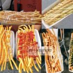 Jual Paket Mesin Long Potato Kentang Panjang di Blitar