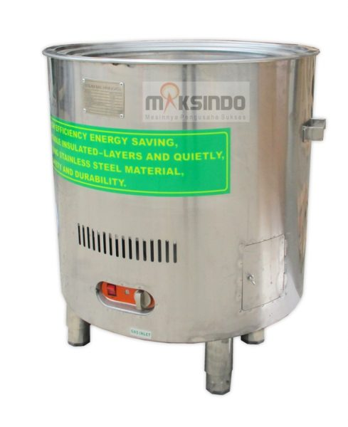 Jual Mesin Pengukus – Steam Machine (Gas) MKS-ST25G di Blitar