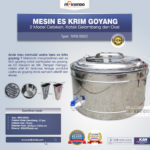Jual Alat Es Krim Goyang MKS-55GO di Blitar