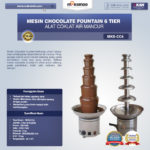 Jual Mesin Chocolate Fountain 6 Tier (MKS-CC6) di Blitar