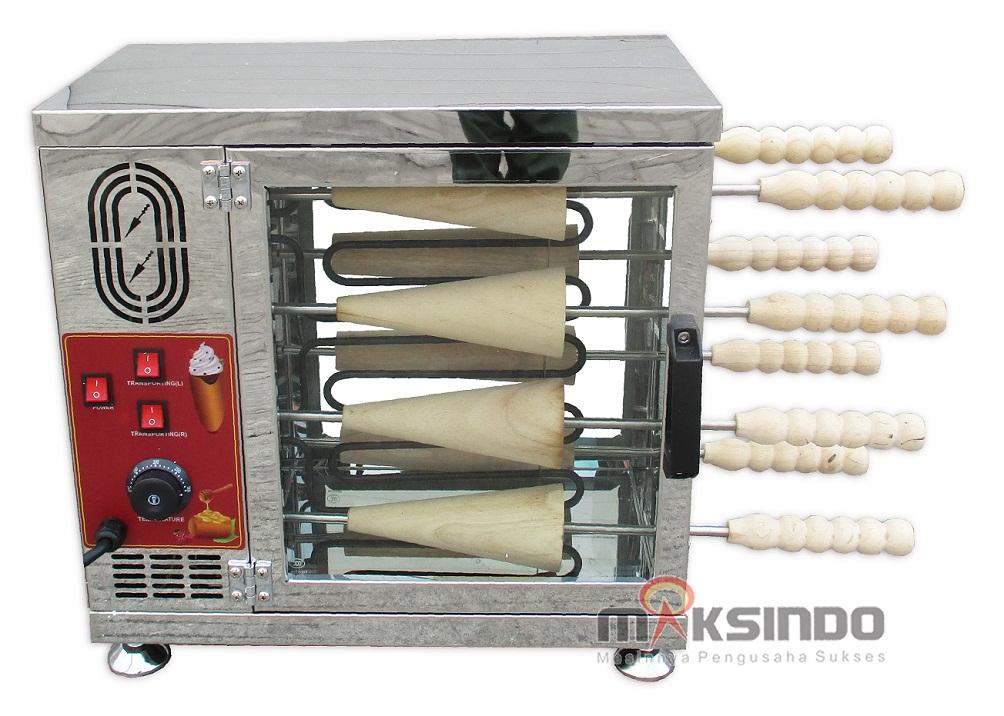 Jual Mesin Chimney Cake Oven MKS-CMY16 di Blitar