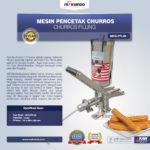 Jual Mesin Pengisi Churros (Churros Filling) MKS-PFL30 di Blitar