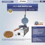 Jual Mesin Egg Waffle Gas (GW07) di Blitar