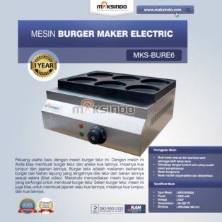 Jual Burger Maker Electric MKS-BURE6 di Blitar