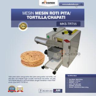 Jual Mesin Roti Pita/Tortilla/Chapati MKS-TRT55 Di Blitar