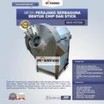 Jual Mesin Perajang Serbaguna Bentuk Chip dan Stick – MKS-VGT250 di Blitar