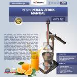 Jual Alat Pemeras Jeruk Manual ARD-J22 di Blitar