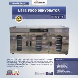 Jual Food Dehydrator MKS-FDH48 di Blitar