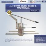 Jual Alat Cetak Cilok, Bakso dan Kue Manual di Blitar