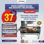 Jual Mesin Kambing Guling BBQ Roaster (GRILLO-LMB44) di Blitar
