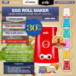 Egg Roll Maker ARD-404