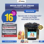 Jual Mesin Soft Ice Cream ICM766 (Panasonic Comp) di Blitar