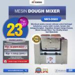 Jual Mesin Dough Mixer MKS-DG03 di Blitar