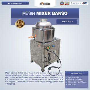 Jual Mesin Mixer Bakso MKS-R24A di Blitar