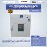 Jual Mesin Fermentasi Bawang Putih / Black Garlic Fermentaion MKS-FRM30 di Blitar