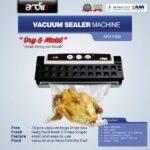 Jual Mesin Vacuum Sealer VS02 Ardin (basah dan kering) di Blitar