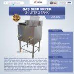 Jual Gas Deep Fryer 24 Liter 2 Tank (G74) di Blitar