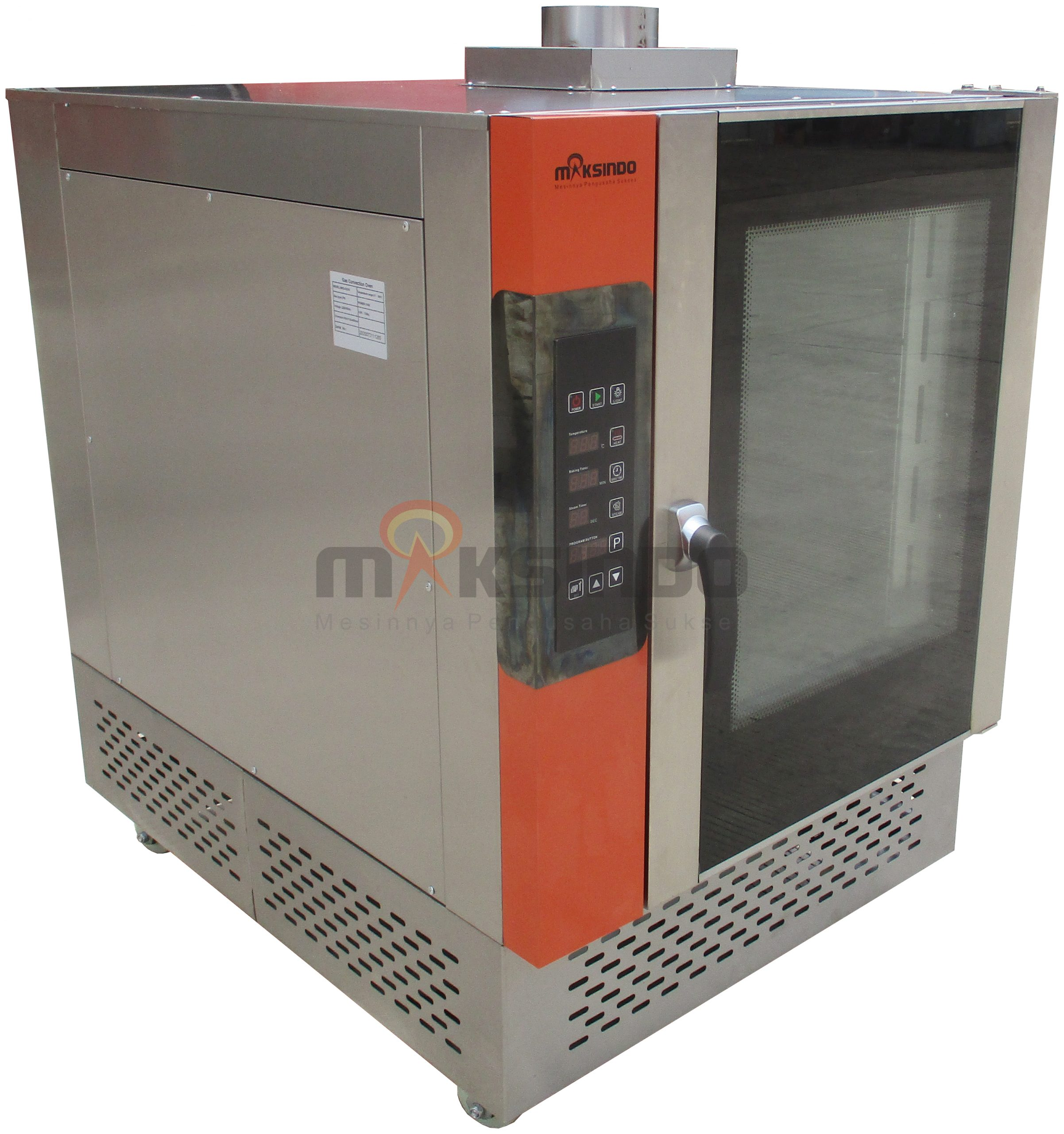 Jual Mesin Gas Oven (Gas Convection Oven) MKS-OCG5 di Blitar