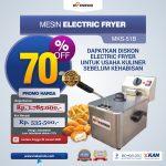 Mesin Electric Fryer MKS-51B