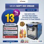 Jual Mesin Soft Ice Cream ISC-188 di Blitar