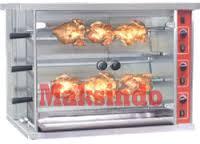 Jual Mesin Pemanggang Ayam (Gas Rotisseries) di Blitar