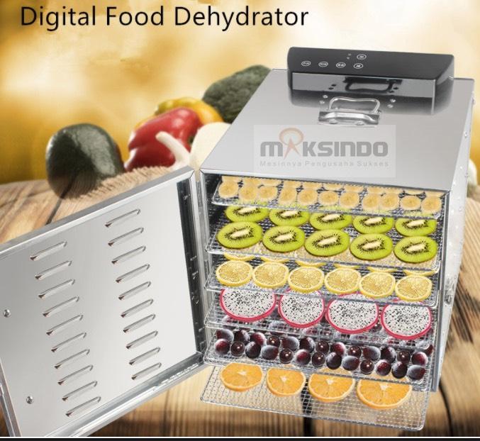 Jual Mesin Food Dehydrator 6 Rak (FDH6) di Blitar